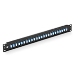 FHU 1U Patch Panels