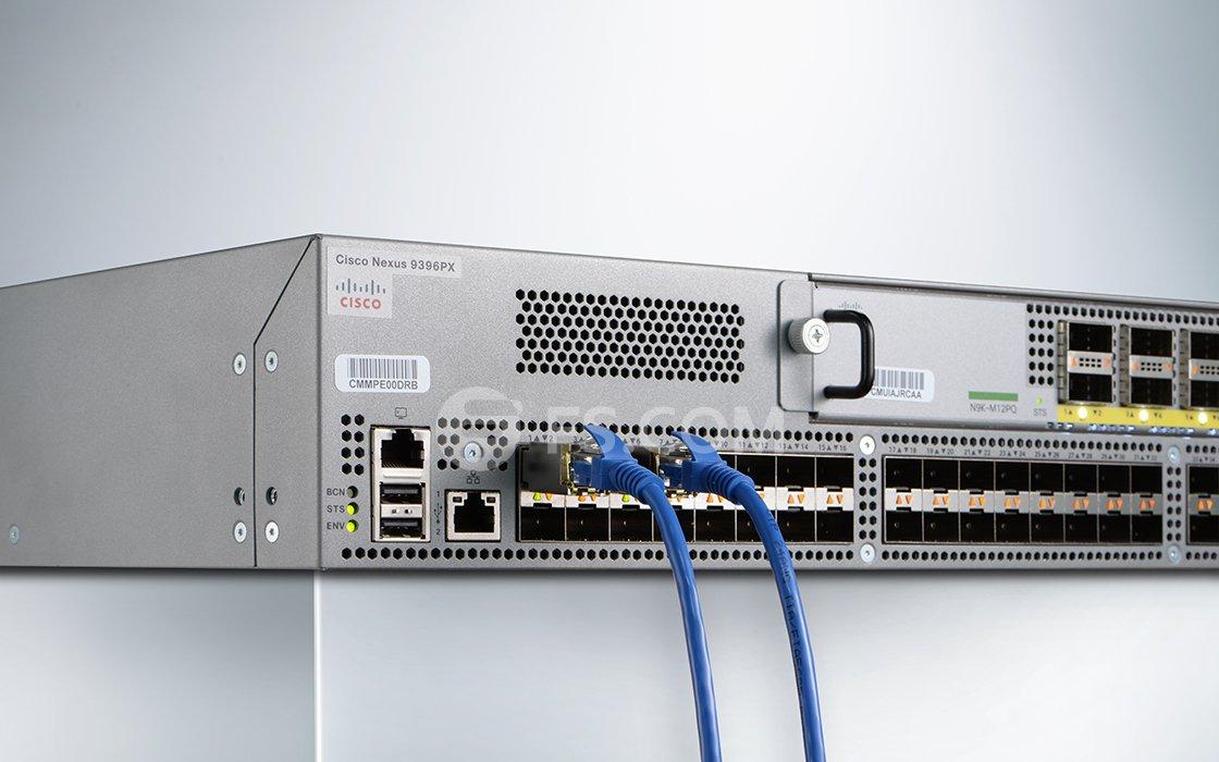 Cisco GLC-T Compatible 1000BASE-T SFP Copper RJ-45 100m Transceiver Module