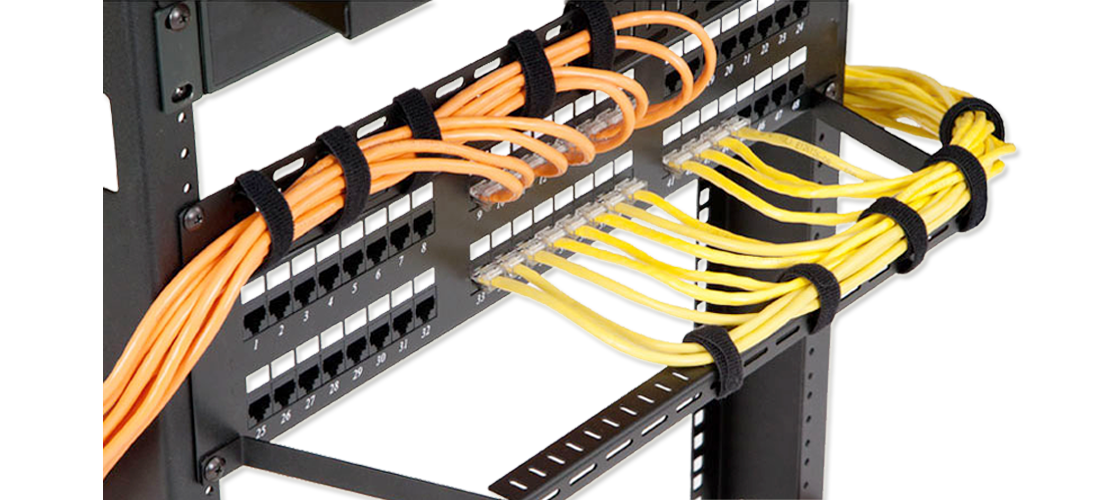 Cat6 Patch Panels  On the Importance of Cable Management