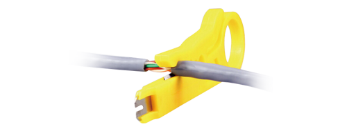 Cable Strippers 3. Function of Stripping