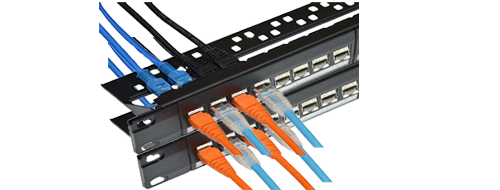 Cat6 Patch Panels  No Punch Down Required