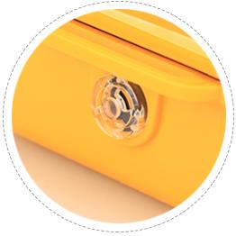 OTDR Fiber Launch Boxes Auto Purge Valve