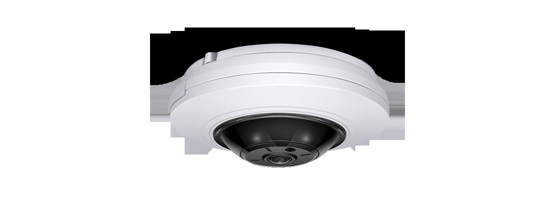 Surveillance  360 Dome Camera Low Light Vision