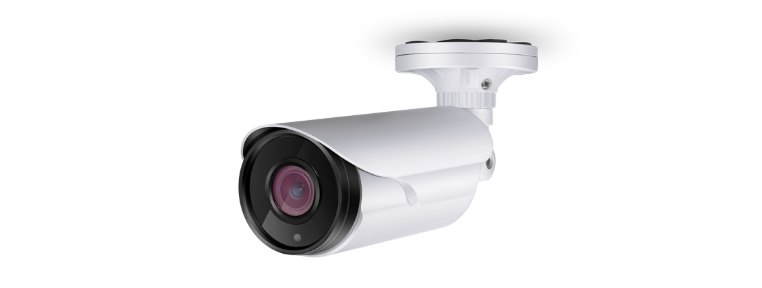 Surveillance Camera  4MP Indoor/Outdoor Varifocal Bullet IP Cameras With Infrared & Optical Zoom