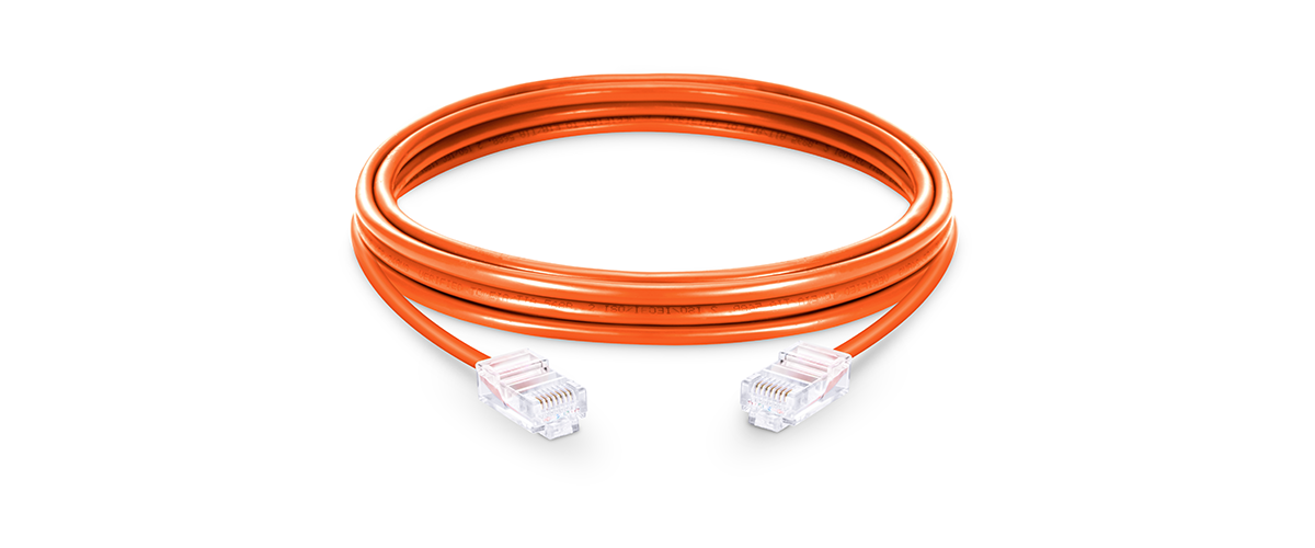 Cables de red cat6 Cable de red Ethernet (UTP) Cat6, sin bota sin blindaje