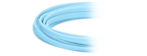 Customised MTP®/MPO Fibre Cables 2. High-strength Closed Mesh Sheath
