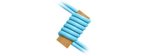 Maßgeschneiderte MTP/MPO LWL-Patchkabel  3.  Faser- & LSZH-Mantel mit unempfindlicher Biege