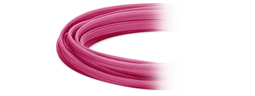 MTP-LC Harness Cables 2. High-strength Closed Mesh Sheath