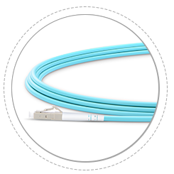 OM4 40 100Gb 50/125 Multimode 2.0mm Cable Boot, Provides Maximum Protection