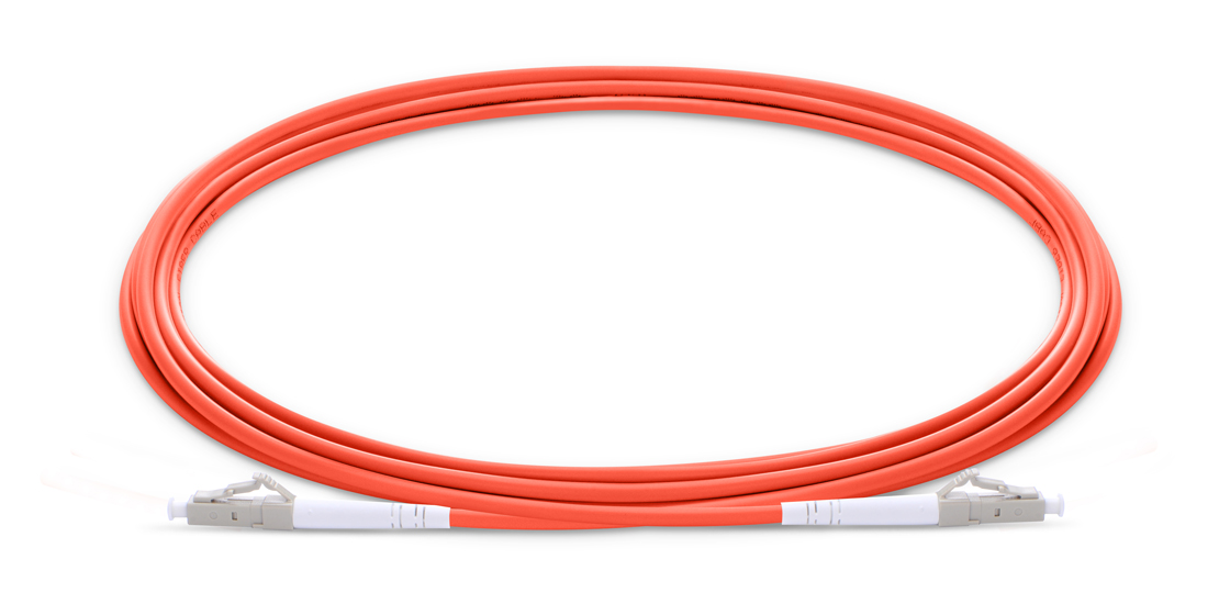 Customised Standard Patch Cables  Industry Standard Flammability Rating OFNR (Riser) Jacket Fiber Optic Cable