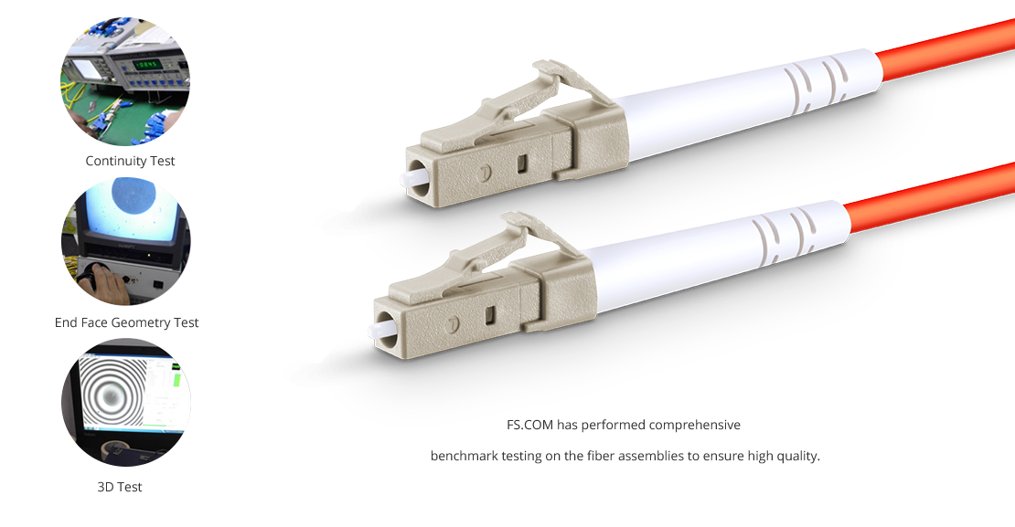 Customised Standard Patch Cables  High Quality Fiber Optic Cable Guarantee