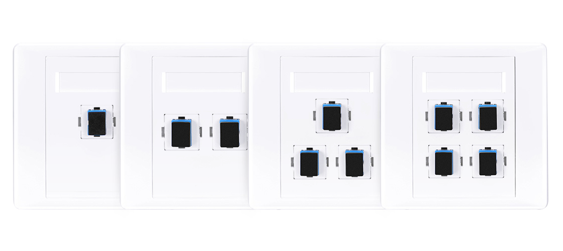Fiber Optic Wall Plates  Fiber Optic Wall Plate Outlet