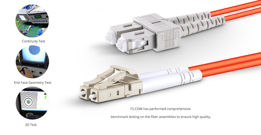 Customized Standard Patch Cables  High Quality Fiber Optic Cable Guarantee