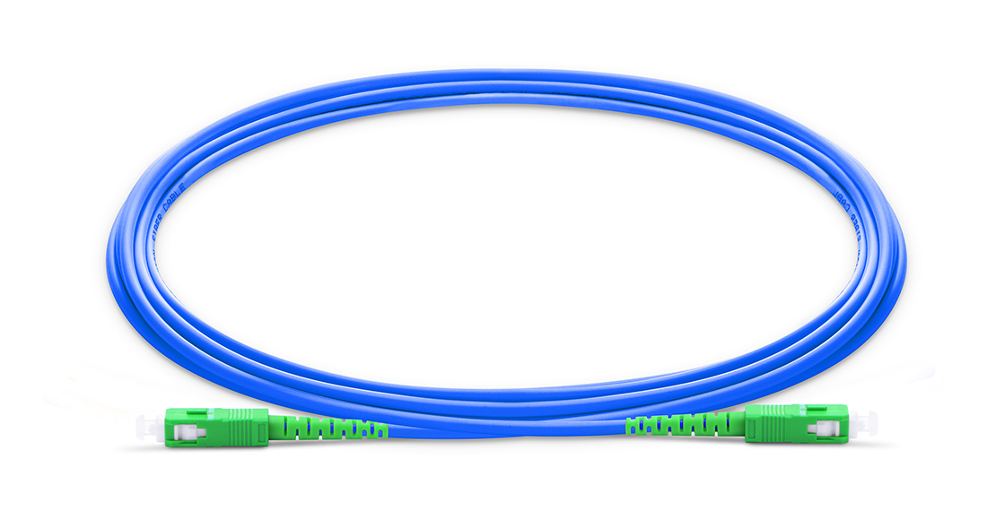 Armored Patch Cables Armored Fiber Optic Cable - Designed for Indoor Harsh Environments