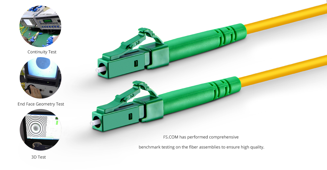 OS2 9/125 Single Mode Simplex  High Quality Fiber Optic Cable Guarantee
