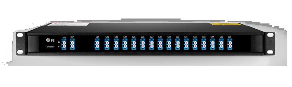 DWDM MUX DEMUX  Mux/Demux 16 Channels over Dual Fiber
