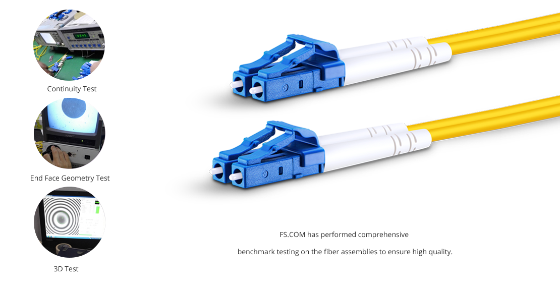 OS2 9/125 SMF Duplex  Garantie für hochwertiges LWL-Patchkabel