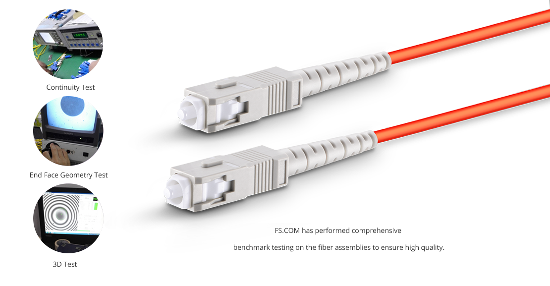 OM1 62.5/125 Multimode  High Quality Fiber Optic Cable Guarantee