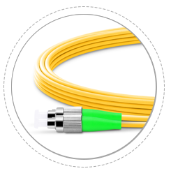 OS2 9/125 Single Mode Duplex 2.0mm Cable Boot, Provides Maximum Protection