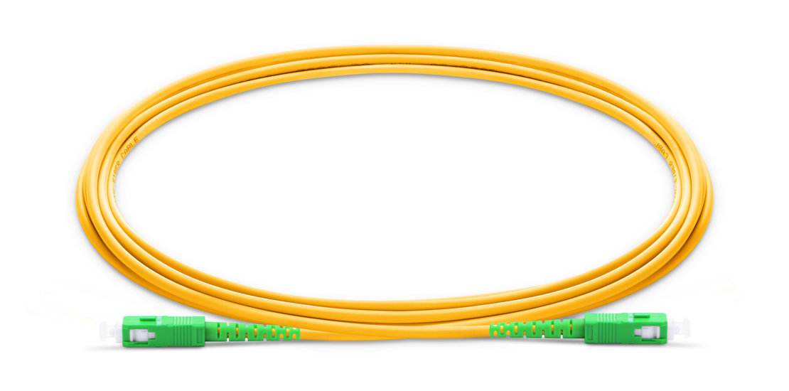 Customized Standard Patch Cables Smart & Reliable - Bendable Optical Fiber