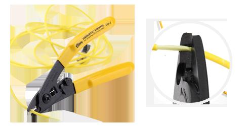 Fiber Optic Tool Kits Fiber Optic Stripper