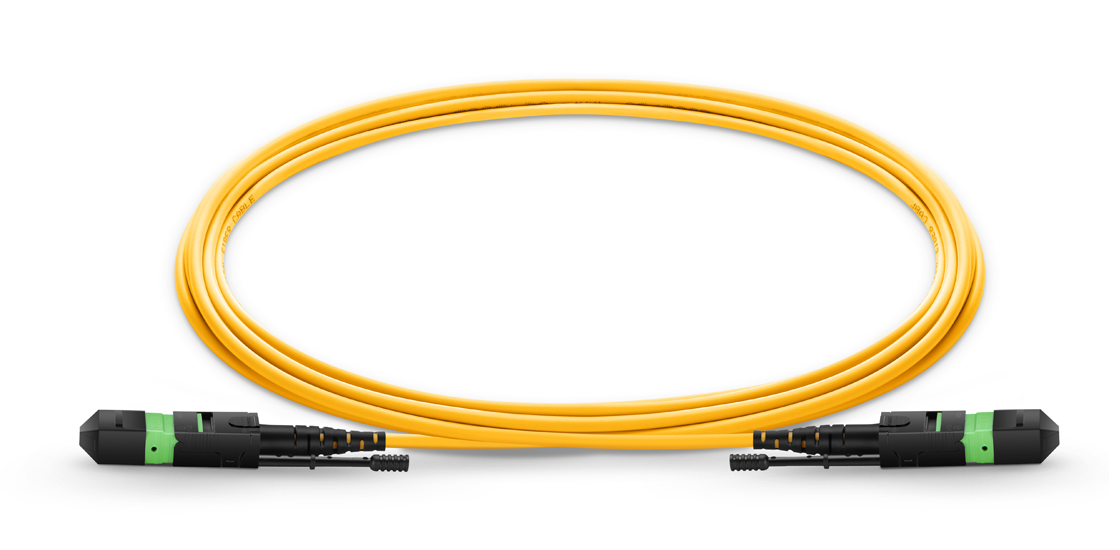 Customized MTP Fiber Cables Improved Designed Fiber Patch Cables for High-Density Applications