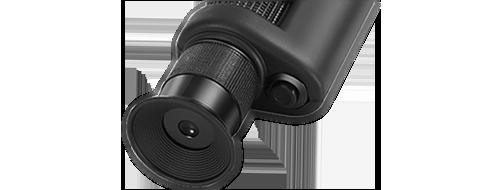Fiber Optic Inspection 1. The Built-in LED Light
