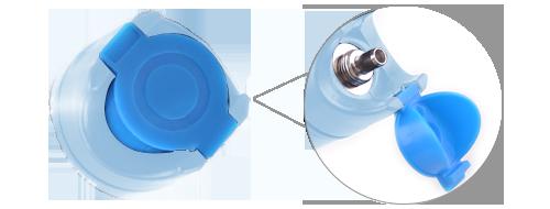 Visual Fault Locators 1. Kunststoff-Staubschutzkappen