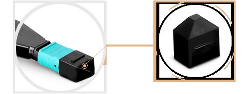 Loopback de Fibra  Función antipolvo