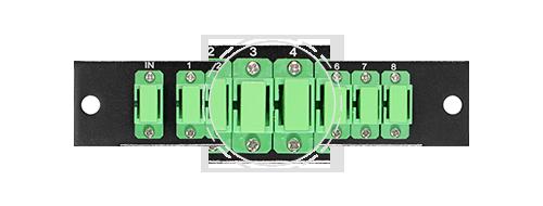 LGX Box PLC Splitter Screw-socket Design