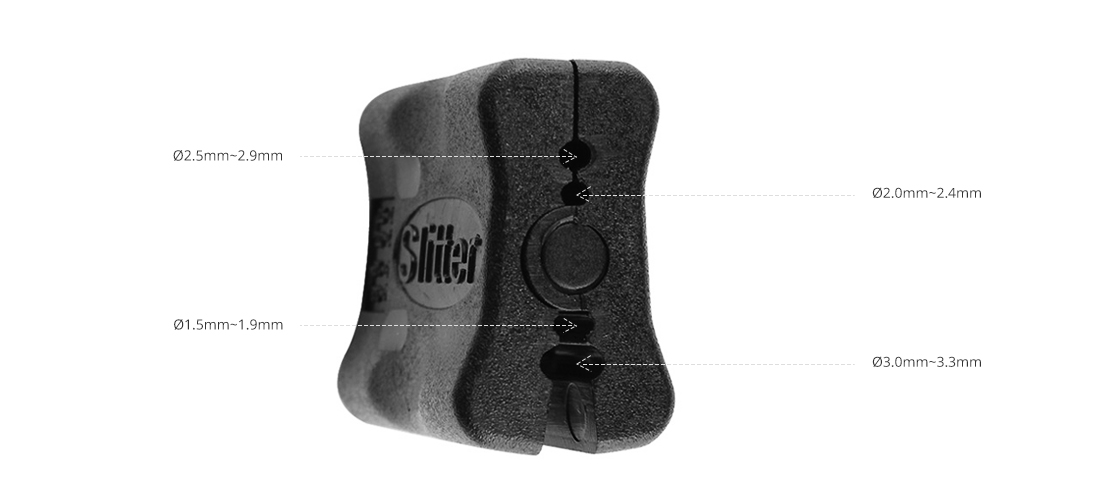 Fiber Cable Slitters  Guide Rail Diameter