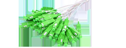 Maßgeschneiderte PLC Splitter  1xN, 2xN Aufteilung, maßgeschneiderte Stecker
