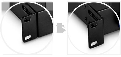Customized Mux & Filter  Flexible Mounting Bracket