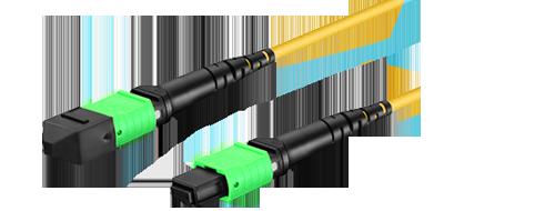 Cables personalizados MTP  1. Terminación multifibra push-on
