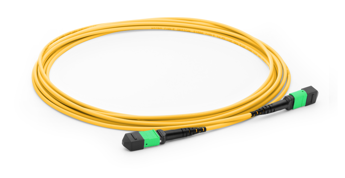 MTP/MPO LSZH Trunk Cables                              Easier Installation to Facilitate Your Connection