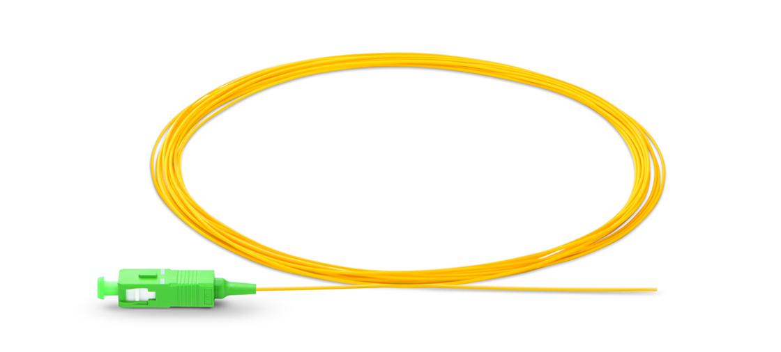 Standard 900μm Buffered Fibre Fiber Optic Pigtail - Ideal for Splicing