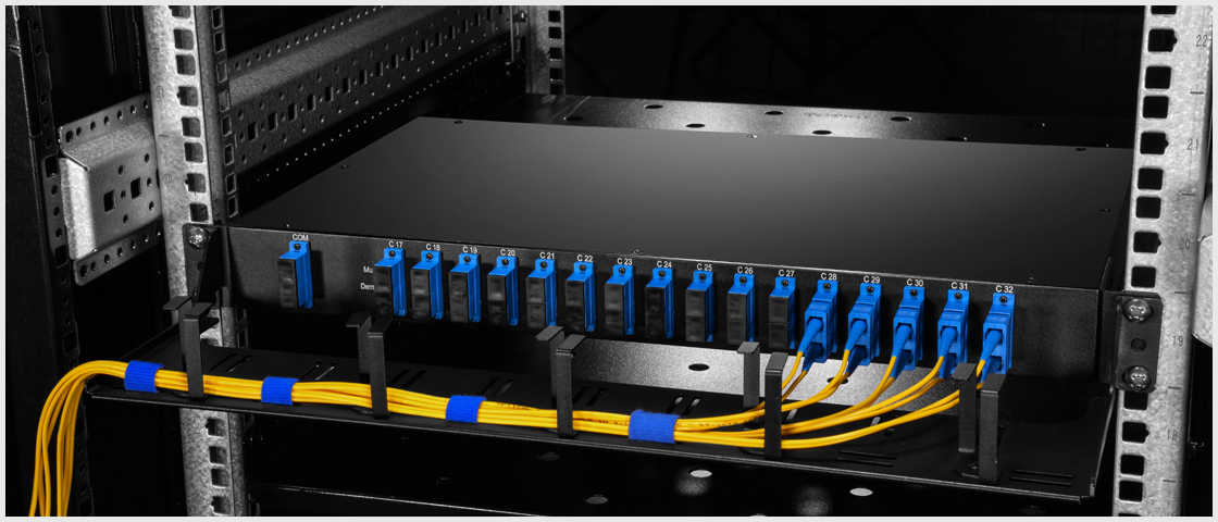 Customized Mux & Filter  On the Importance of Cable Management