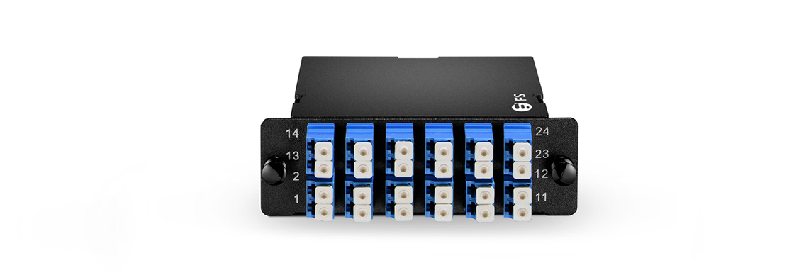 FHD MTP/MPO Cassettes  Small Design and Compatible with FHD Fiber Enclosures