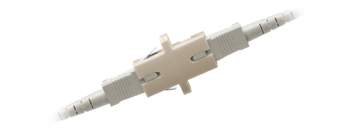 Adaptateurs/Coupleurs Fibres Optiques  Connecter Simplement Deux Câbles à Fibre Optique