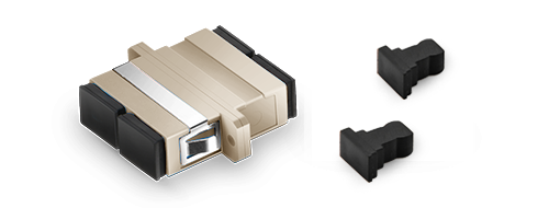 Оптические Адаптеры Хорошая защита с пылезащитной крышкой