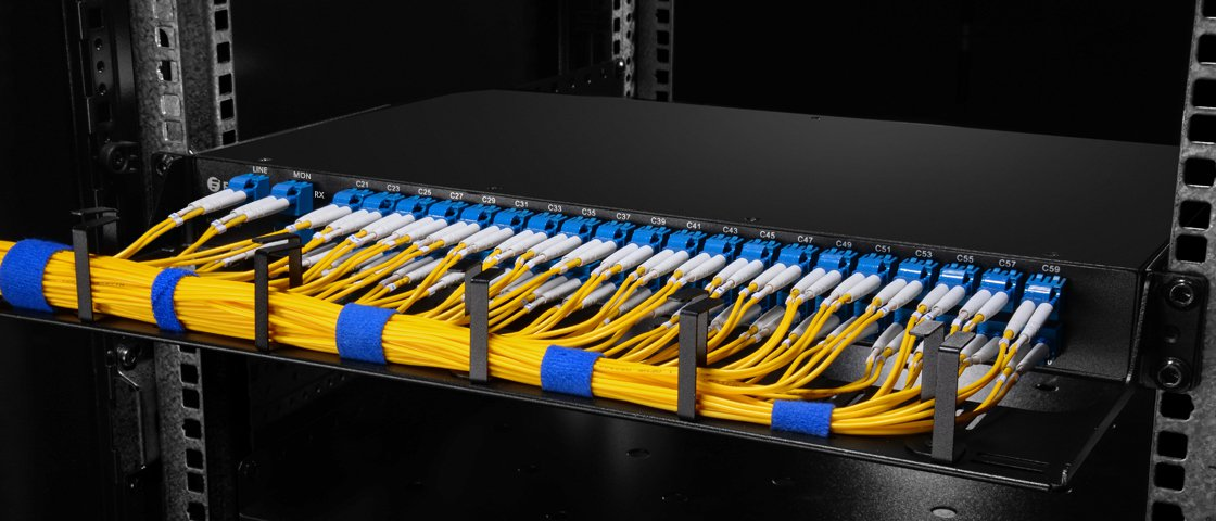 DWDM Mux Demux On the Importance of Cable Management
