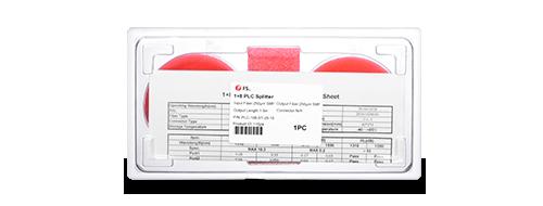 Splitter PLC Fibre Nue  Emballage Exquis