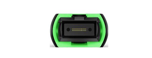 MTP® / MPO-LC Breakoutkabel Multi-Faser Terminierung Push-on