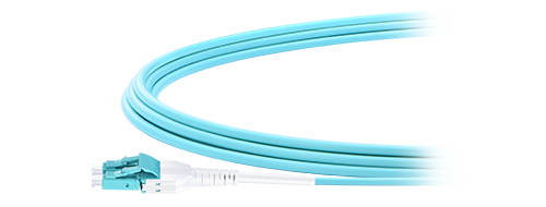 Uniboot LC Cables  2.Two Fibers Wrapped in a Single Jacket
