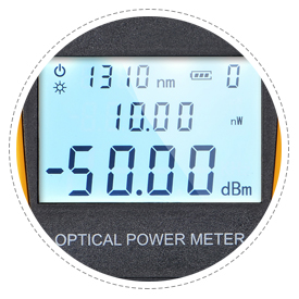 Optical Power Meter High Precision
