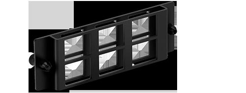 FHD LC SC MTP FAPs  2. Two Holes Mount Design