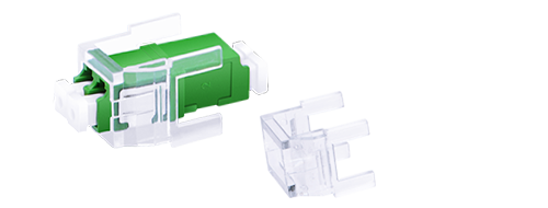 FHD LC SC MTP FAPs 3. Optional Plastic Clips
