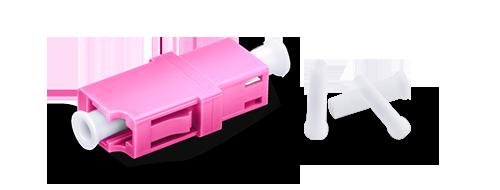 LWL-Adapter/Kupplung Guter Schutz mit Staubkappe