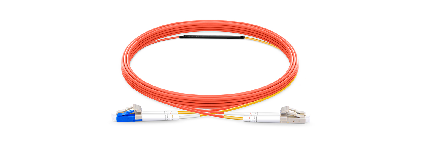 Mode Conditioning Cables  LC Equip to LC OM2 Mode Conditioning Fiber Optic Patch Cable