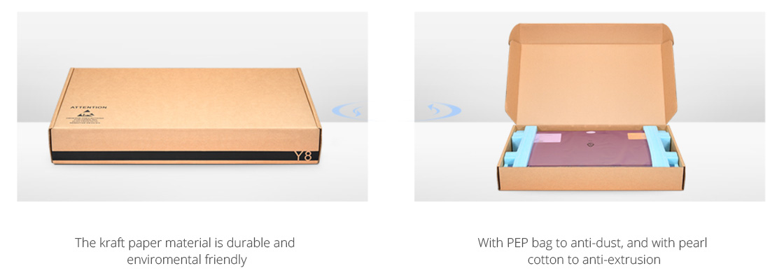 MTP/MPO-LC Patch Panels  Tailored Packaging -- Shields for Products